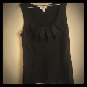 LOFT Women's Size Medium Black Camisole